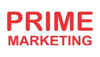 Prime marketing logo