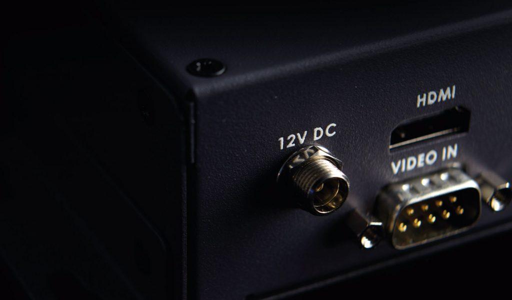 VB-30mu Hybrid Small Form Factor Encoder